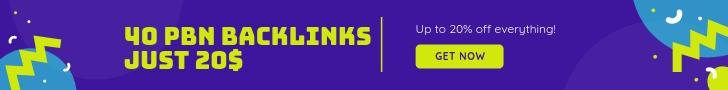 pbn backlink sale