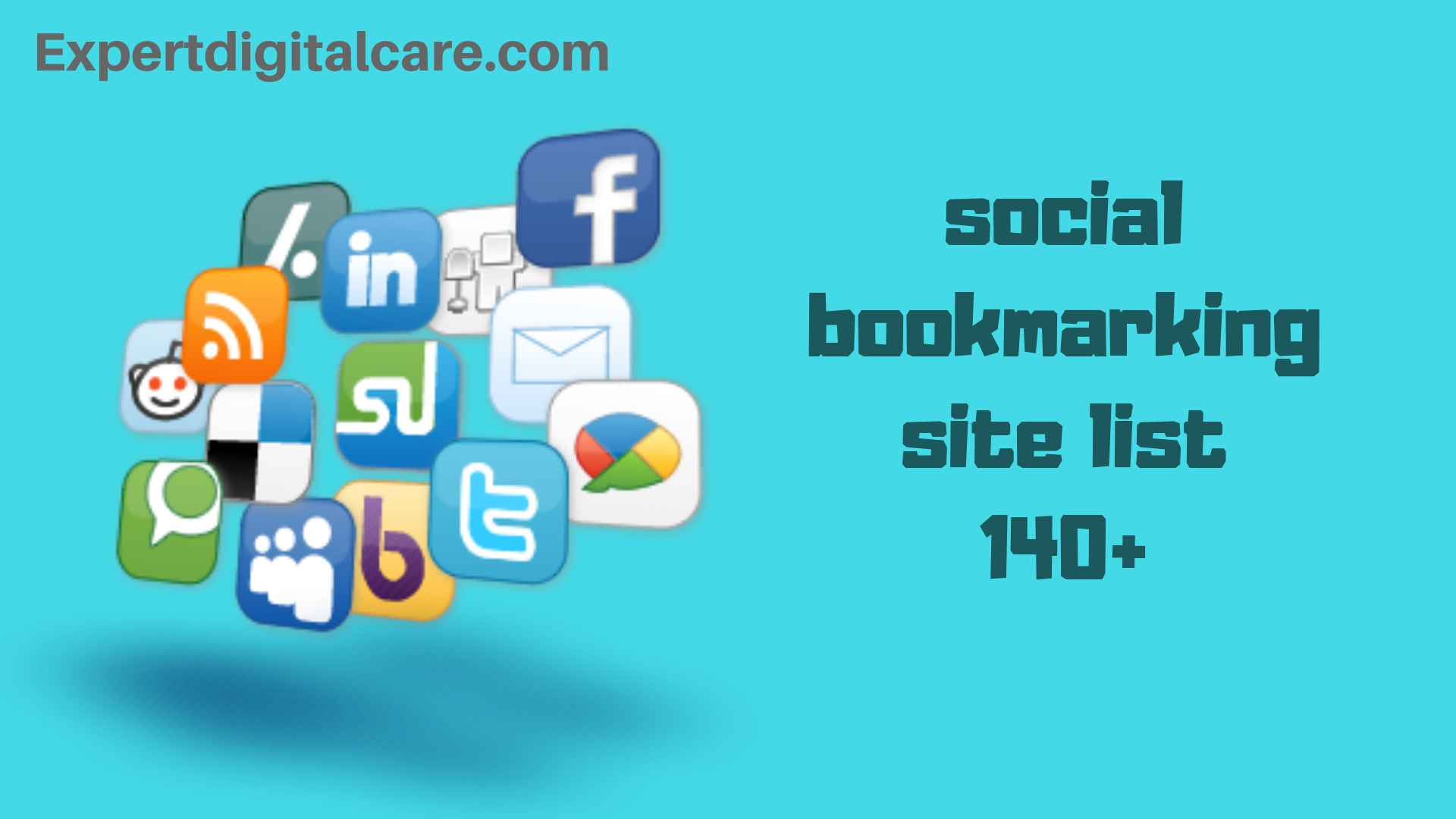 140+ Top Social bookmarking Sites List for 2019 (High PR